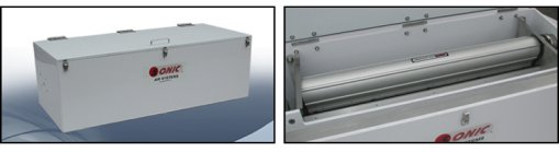 Sonic Air Systems Blower Head : Sonic air wipe systems for cable extrusions up to hp