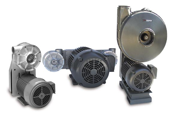 Sonic Industrial Air Blowers